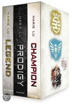 The Legend Trilogy - Marie Lu
