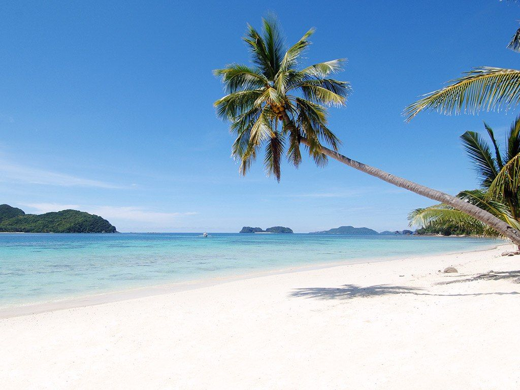 how to get to palawan beach