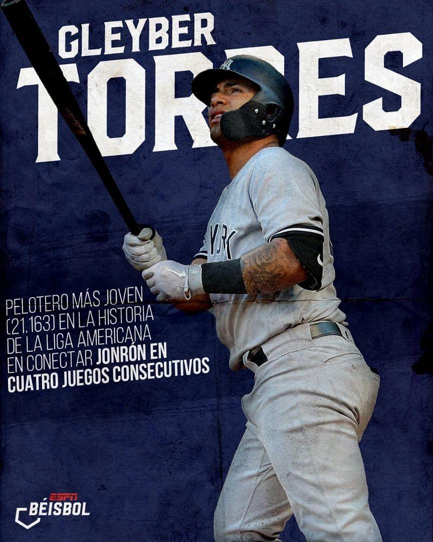 Gleyber Torres Gleyber Torres Marlins Baseball Espn Baseball