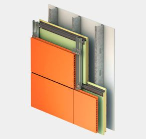 insulated metal wall panels for exterior wall systems erwan
