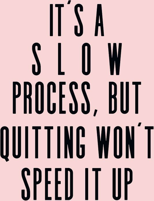 Patience is key! Easier said than done. #motivation #workout #fitness #quotes #quotestoliveby