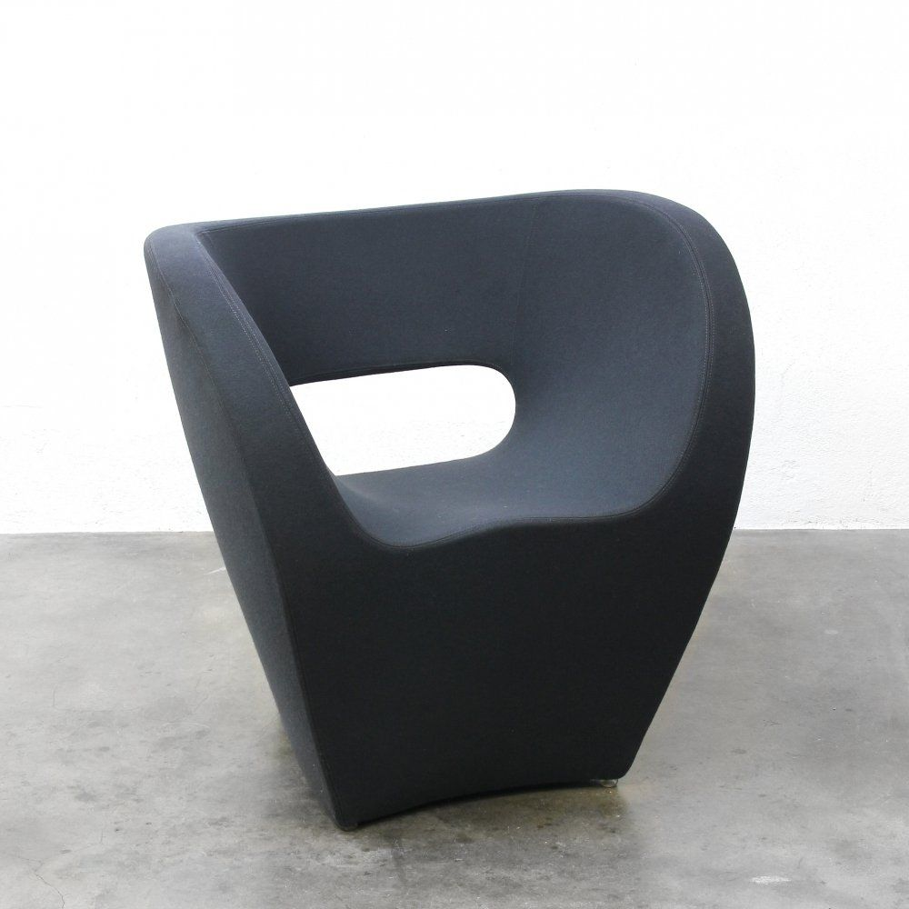 Astonishing Victoria Albert Lounge Chair By Ron Arad For Moroso Italy Alphanode Cool Chair Designs And Ideas Alphanodeonline