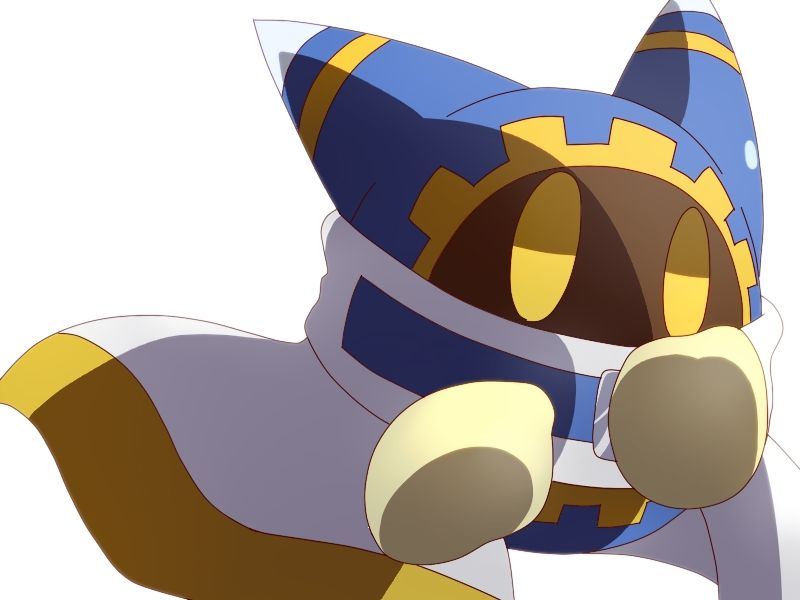 Magolor 1559364 Kirby Art Kirby Anime Images