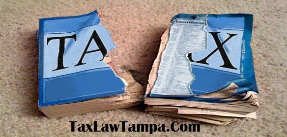 The Tax Lawyer Tampa Will Tell You What To Do The R Stands For