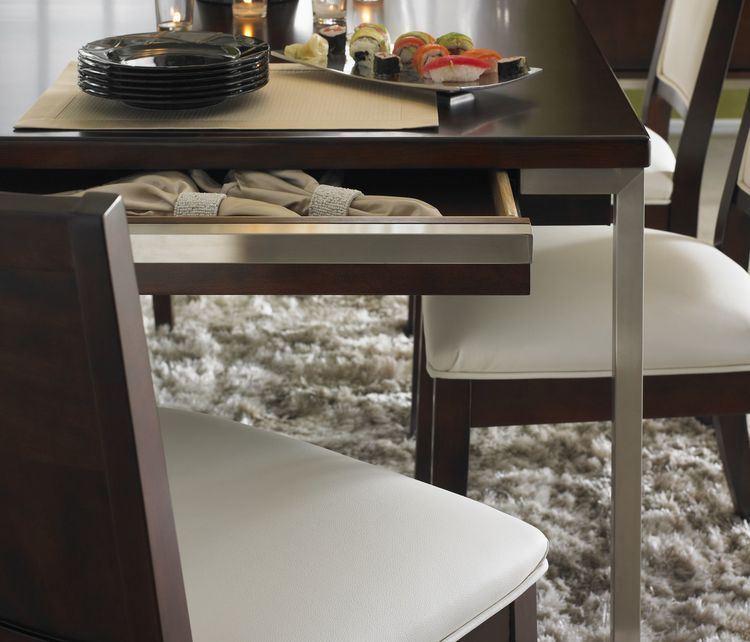 Dining Table With Storage Drawers Google Search Dining Table