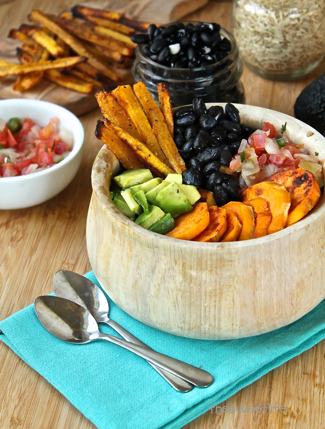 Dinner Recipe Vegan Cuban Bowl Vegan Glutenfree Recipes