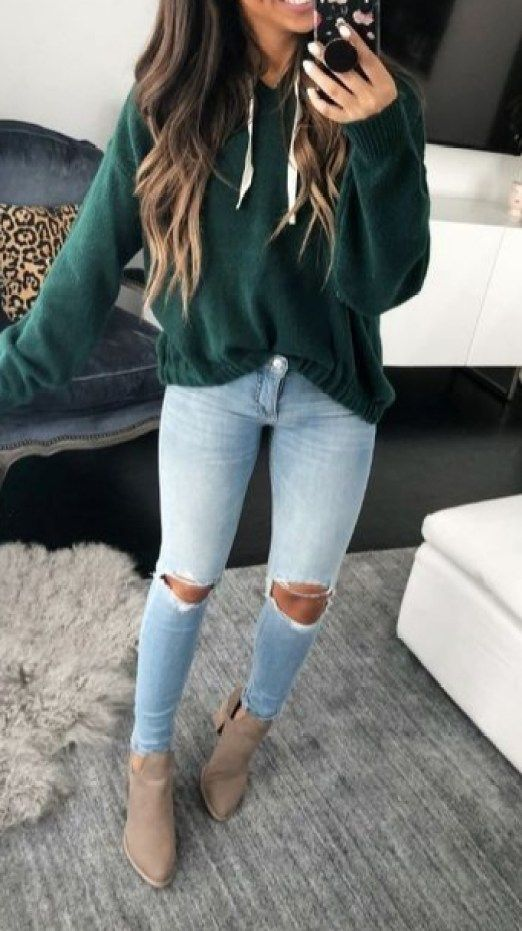 71 Flawless Fall Winter Outfits for Women - Wass Sell