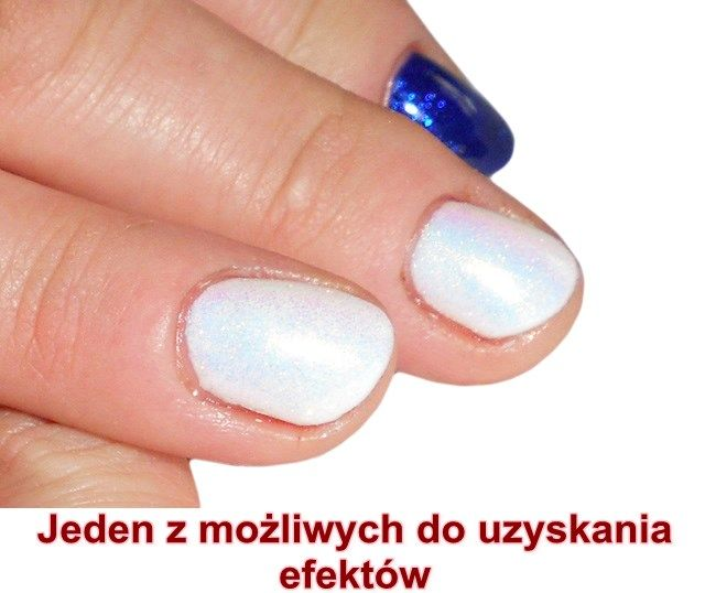 Efekt Syrenki Magiczny Pylek Duzy 5ml Hit Lata2015 5510315460 Oficjalne Archiwum Allegro Nails Painting