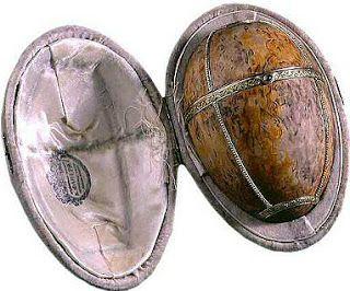 La historia narrada a través del arte: Los Huevos Imperiales de Fabergé