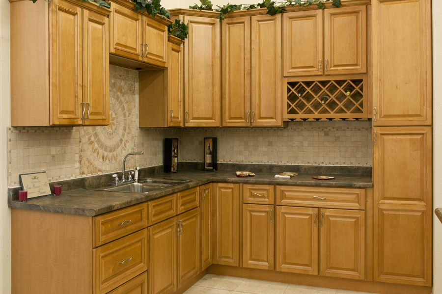 Briarwood Maple Cabinets from Grossman's Bargain Outlet # ...