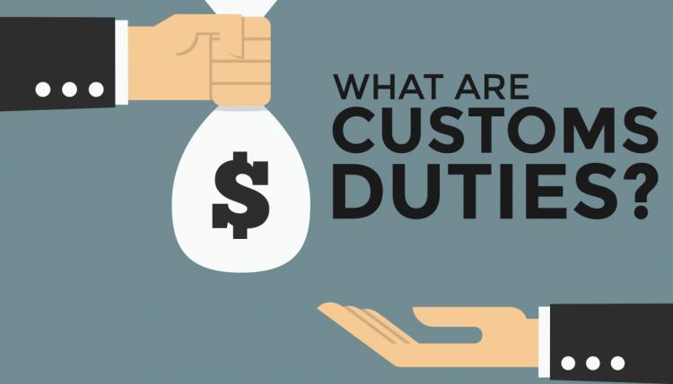 Customs Duties Deconstructed Custom Deconstruction Duties