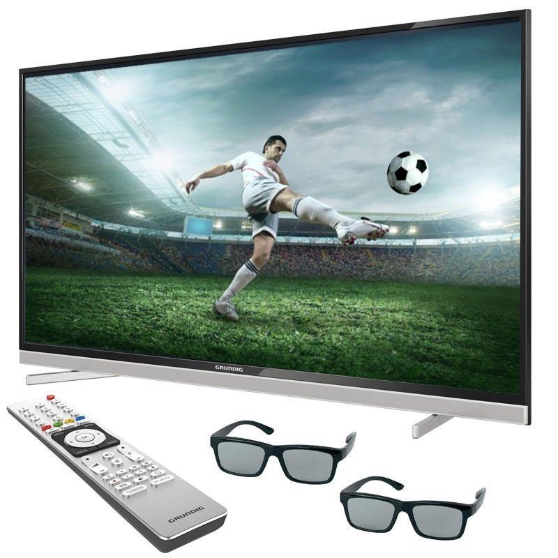 Grundig 48 121cm 600hz High End Ultra Hd 4k 3d Led Tv Fernseher