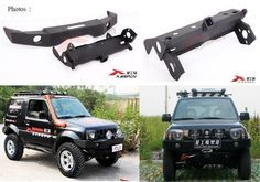 Jimny Front Bumper Sport Style In Bumpers From Automobiles Motorcycles On Aliexpress Com Alibaba Group Mobil Keren Mobil Sepeda