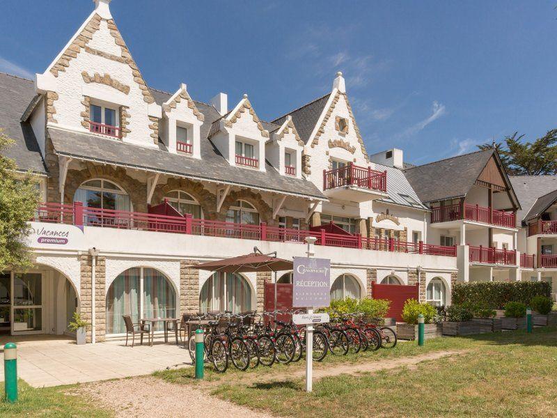 Résidence Pierre et Vacances Premium Le Domaine de Cramphore 4* à Le - residence vacances arcachon avec piscine