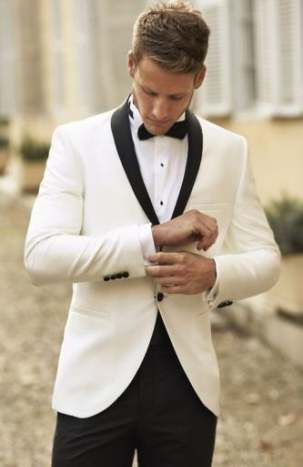67 Trendy wedding suits men black and white classy