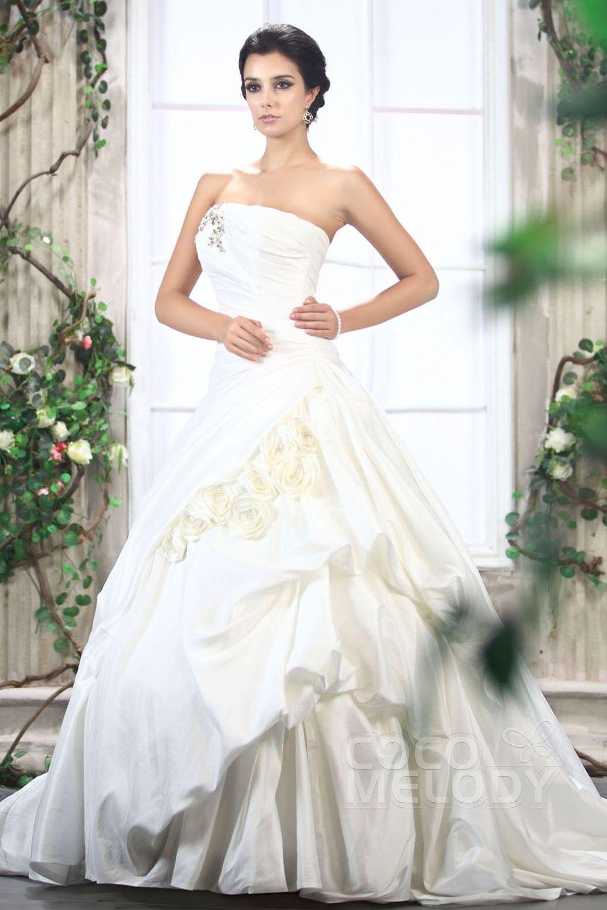 Pin on My Dream Wedding Dresses