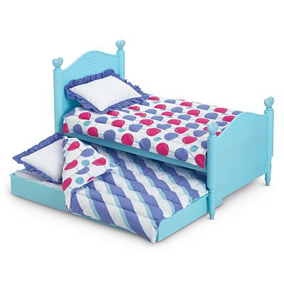 Bitty Baby Trundle Bed