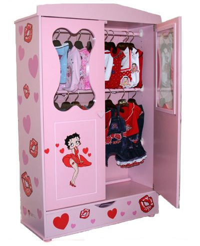 Betty Boop Bon Armoire For Dogs Great For Pets Who Have