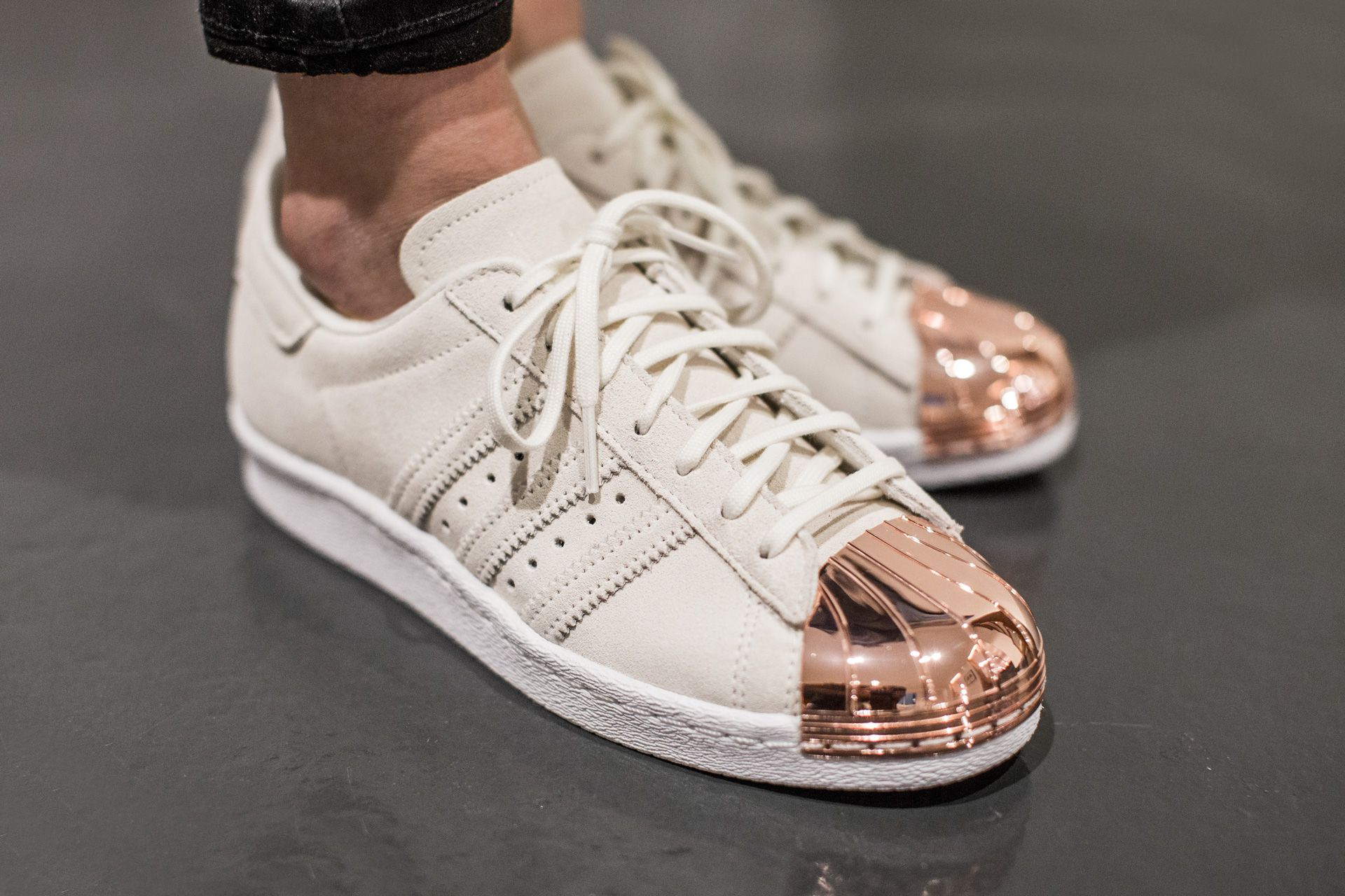 ADIDAS ORIGINALS SUPERSTAR 80S METAL TOE W OWHITEOWHITE