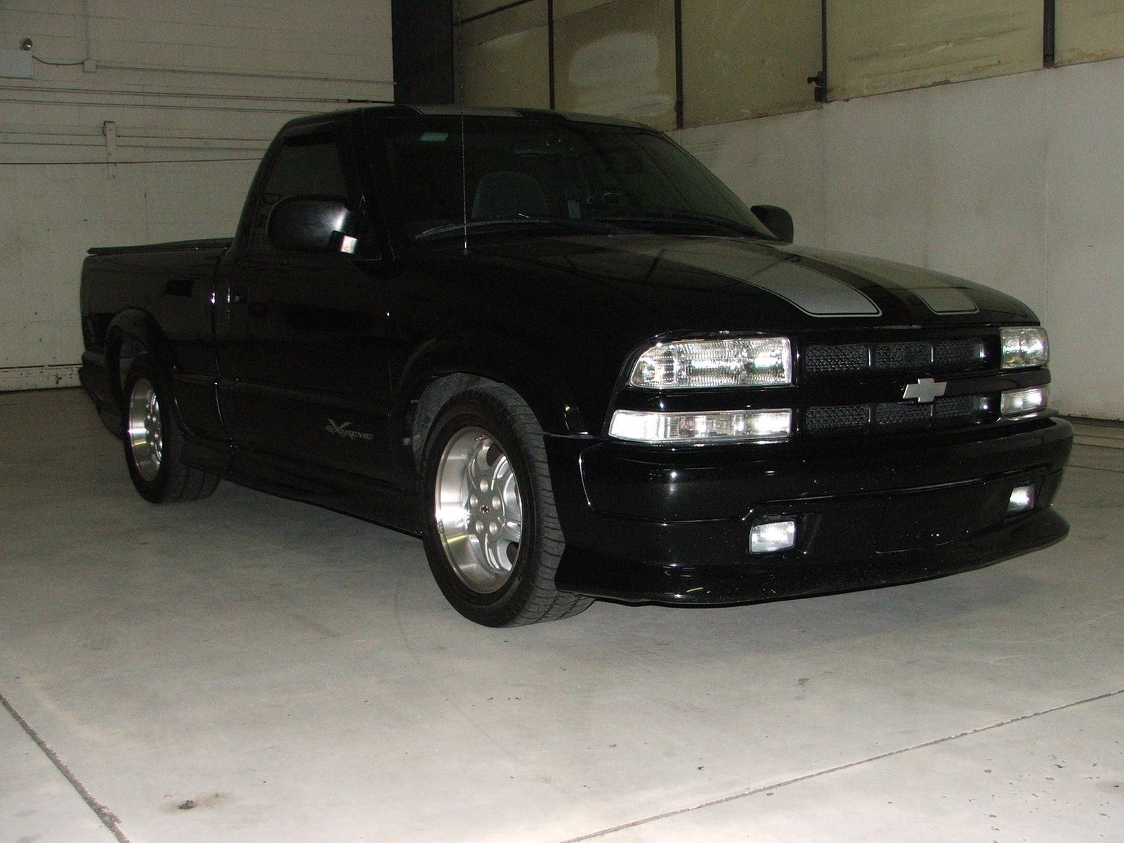 Chevrolet S-10 Questions – What does an automatic 2003 S10, 4.3 6cyl ext. cab, get for average ga…
