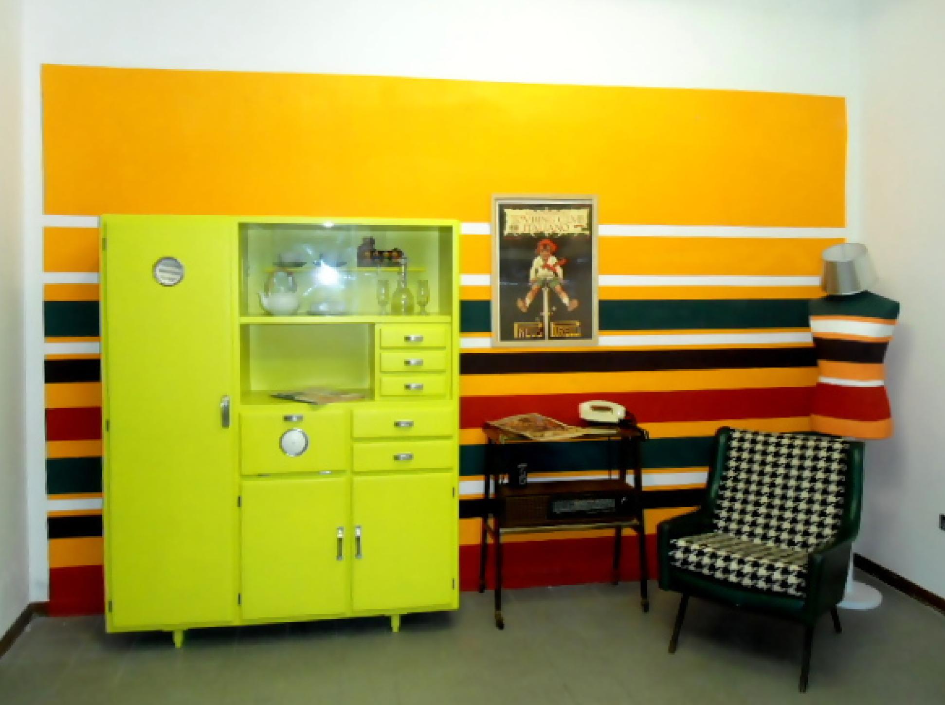 Porta tv nero lucido - Cucine anni 60 ...