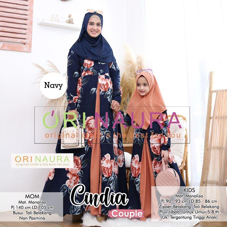 Terbaru Wa 0895 2103 6753 Gamis Couple Cantik Fashion