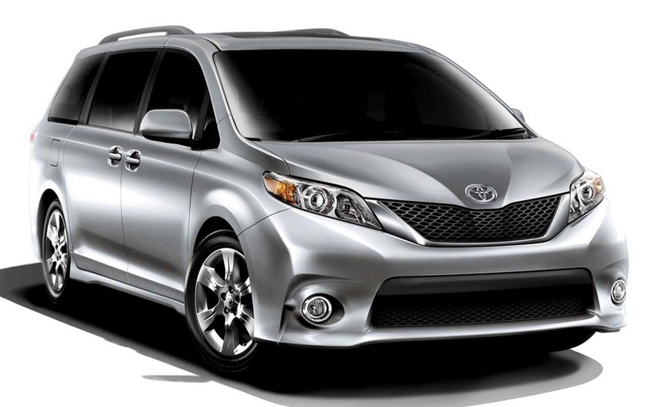 Toyota Sienna 2018 Price And Release Date