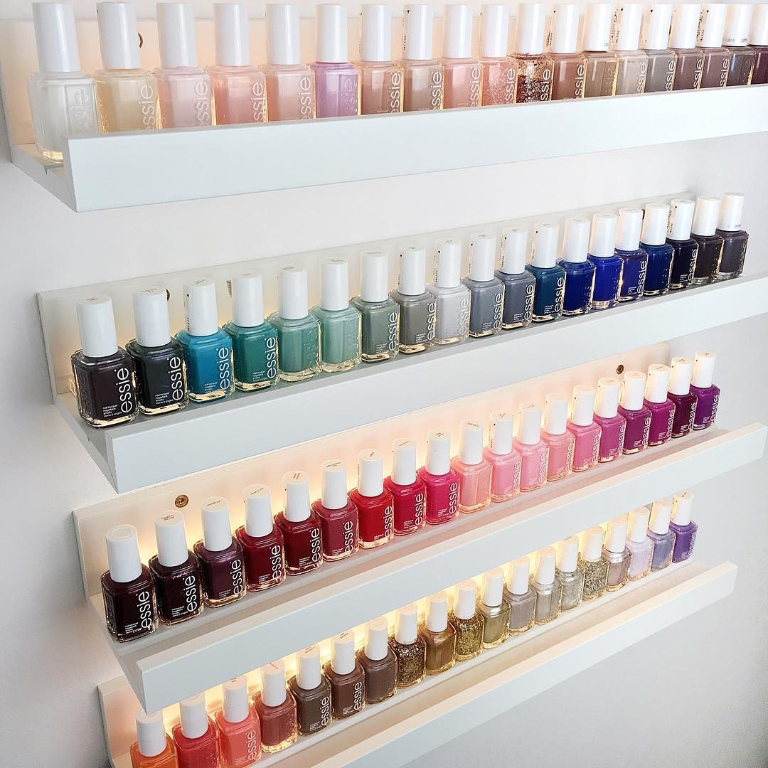 Live life in color! Choose from hundreds of essie nail polish shades ...