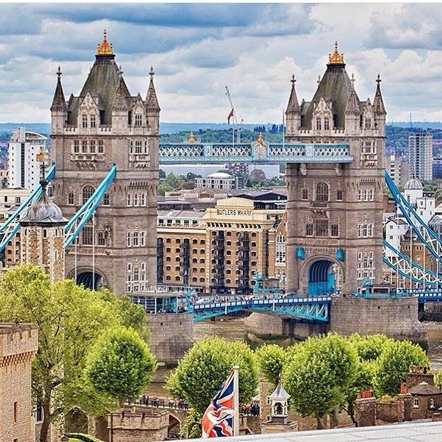 Beautiful Tower Bridge London  @levanterman by natureocity