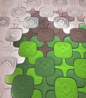 Mystile -- tiles in personalised colours, KAZA CONCRETE