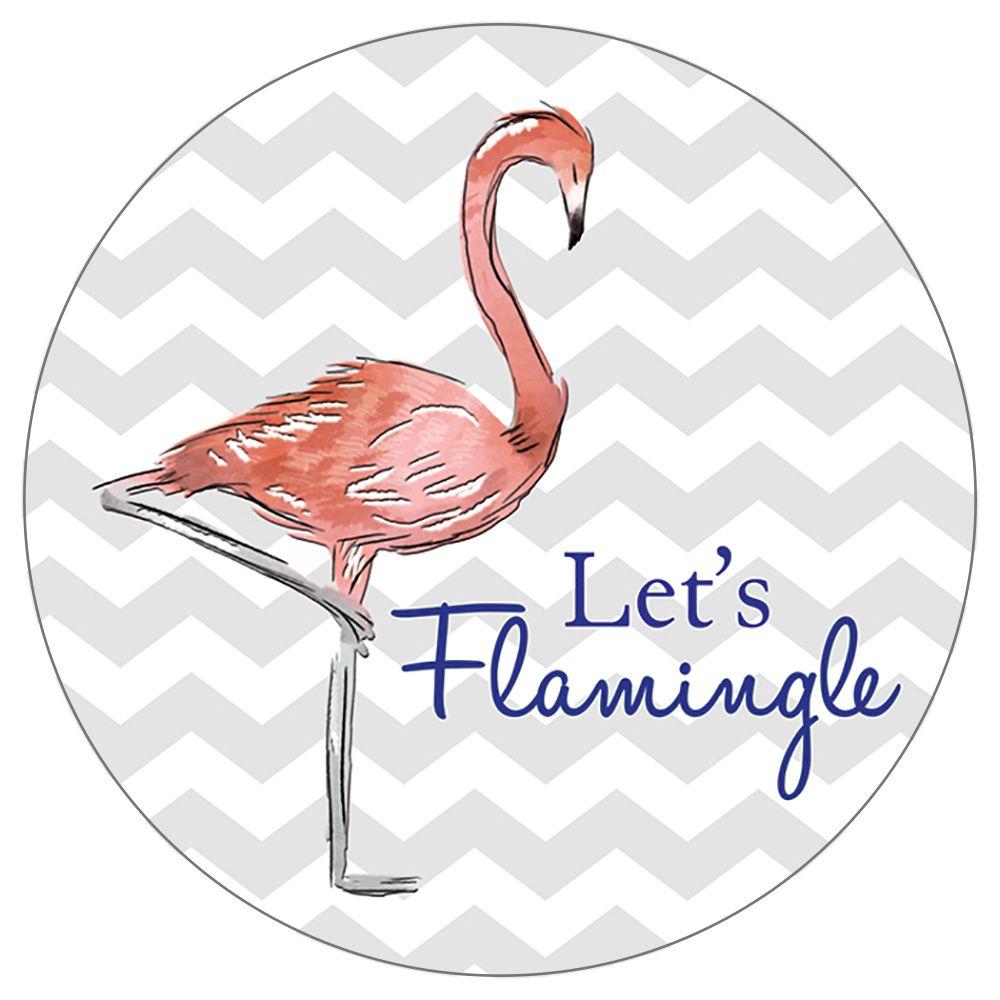 Lets Flamingle Pink Flamingo Stone Car Coaster Cb73135 Car Coasters Pink Flamingos Stone Coasters [ 1000 x 1000 Pixel ]