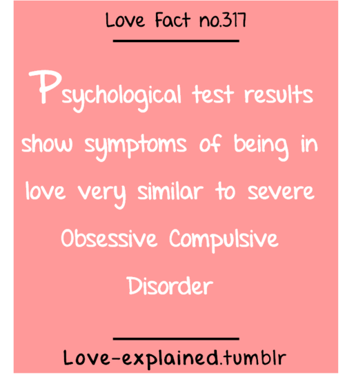 Obsessive crush disorder
