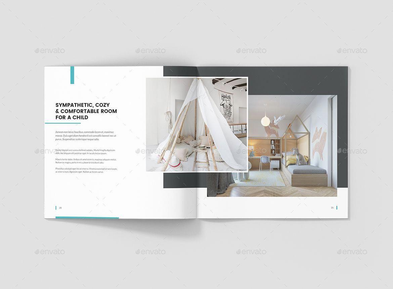 Interios Interior Design Square Brochure Annual Report Architect Architectural Architecture Bathroom B Brochure Design Architecture Panel Design