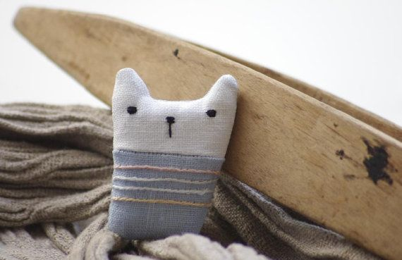 Pin. Kitten. by adatine on Etsy