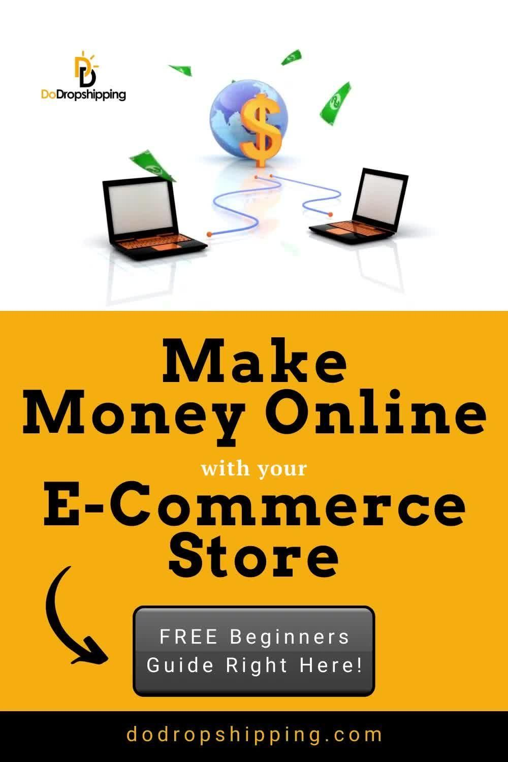 Dropshipping For Beginners What Is It How To Start Today Video Video Ecommerce Startup Ecommerce Earn Money Online