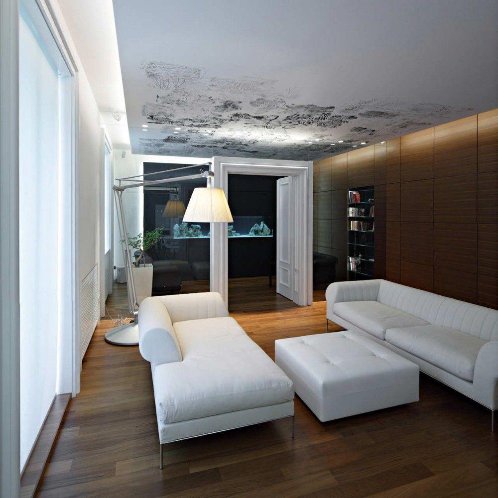 Moderne dekoration wohnung innenraum design ideen for Innenraum design