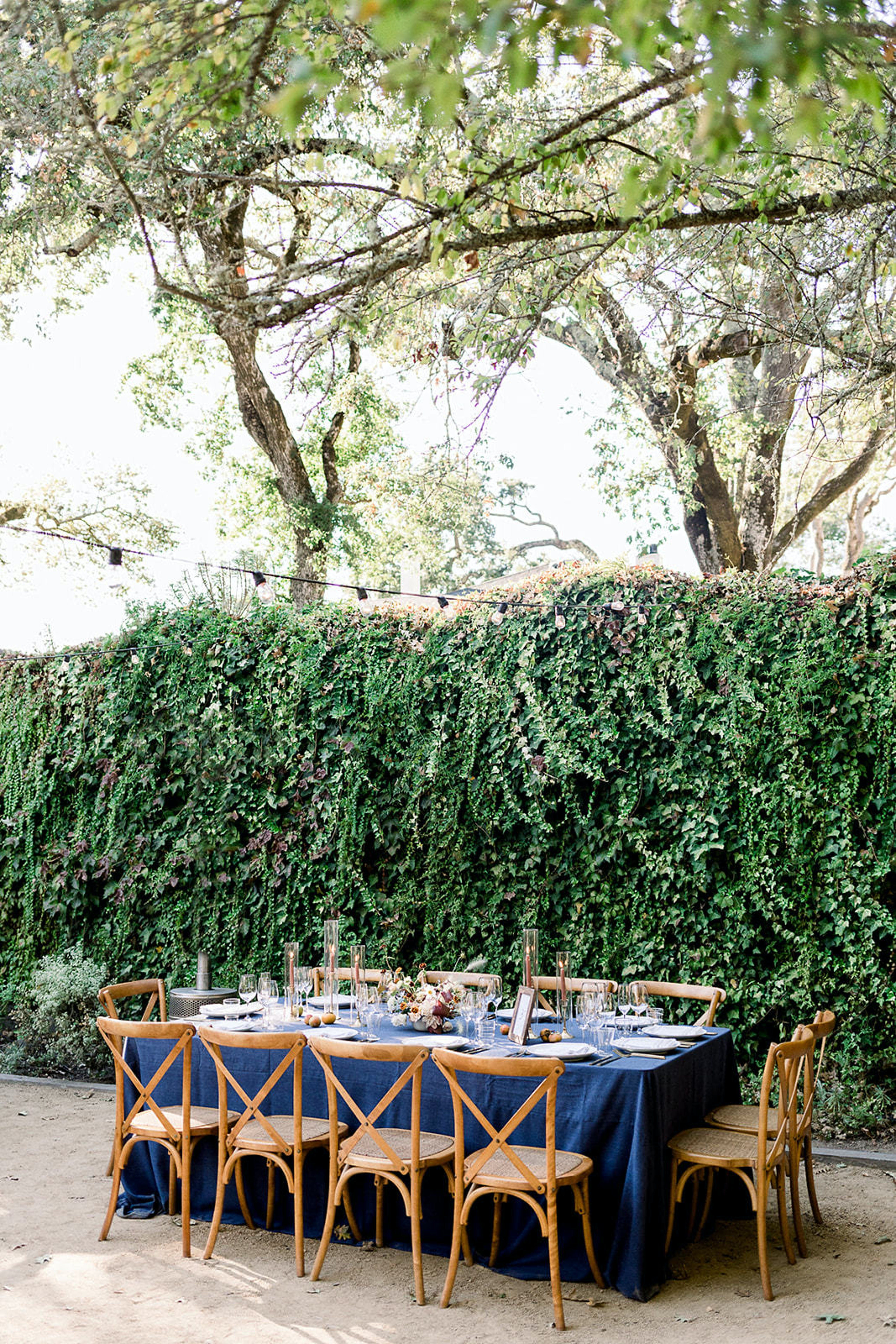 Elegant Outdoor Wedding At Annadel Estate Vinery In Santa Rosa California In 2020 Winery Event Event Rental Ceremony Music