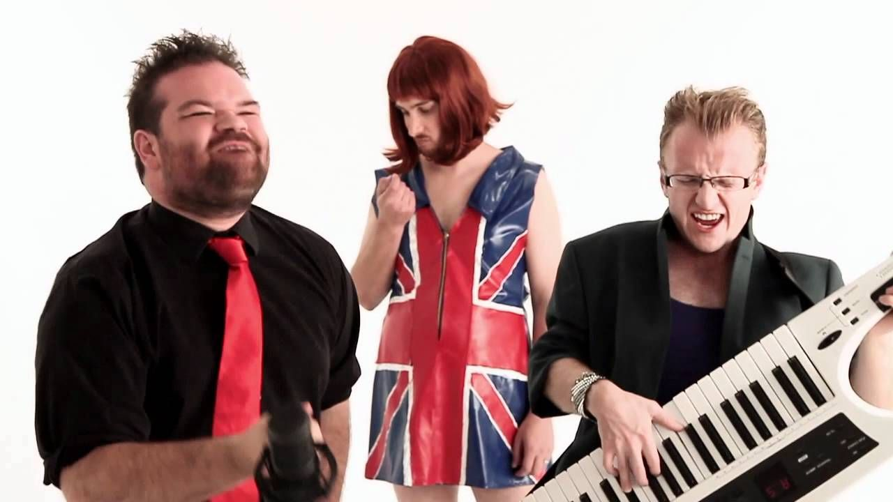 Axis Of Awesome 4 Chords Songs Medley Funny Video Pinterest