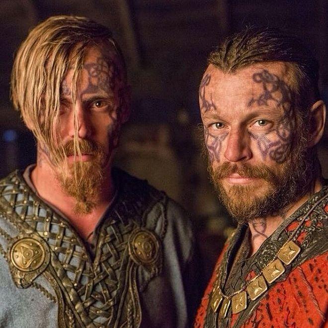 Best Brothers Vikings Rollo Vikings Vikings Season 4
