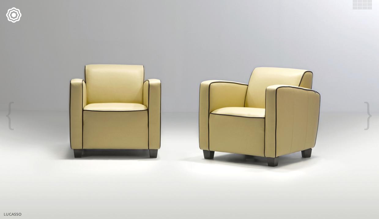 Domicil Sofa Furniture Recliner Chair Chair