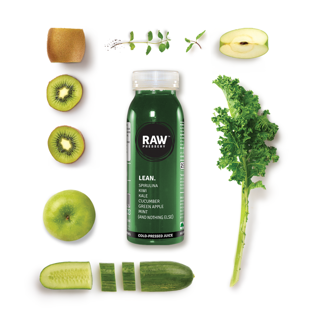 Packed With The Awesomeness Of Leafy Greens Kiwi Which Contains Vitamin A And Spirulina A Super Food From Sea Organic Juice Bar Pressed Juice Organic Juice