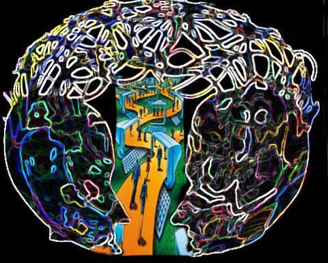 EL ARTISTA EN SU ENCRUCIJADA Los nuevos híbridos. Arte, ciencia, conocimiento | Escáner Cultural