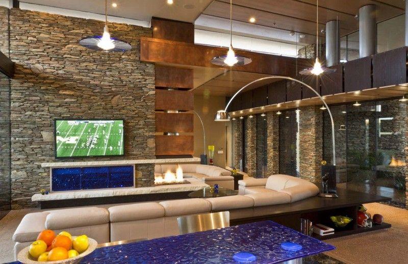 Sefcovic Residencetate Studio Architects  Architects Studio Amazing Luxury Modern Living Room Design Design Ideas