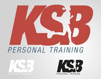 KSB Personal Training Logo | diseño | Personal training logo