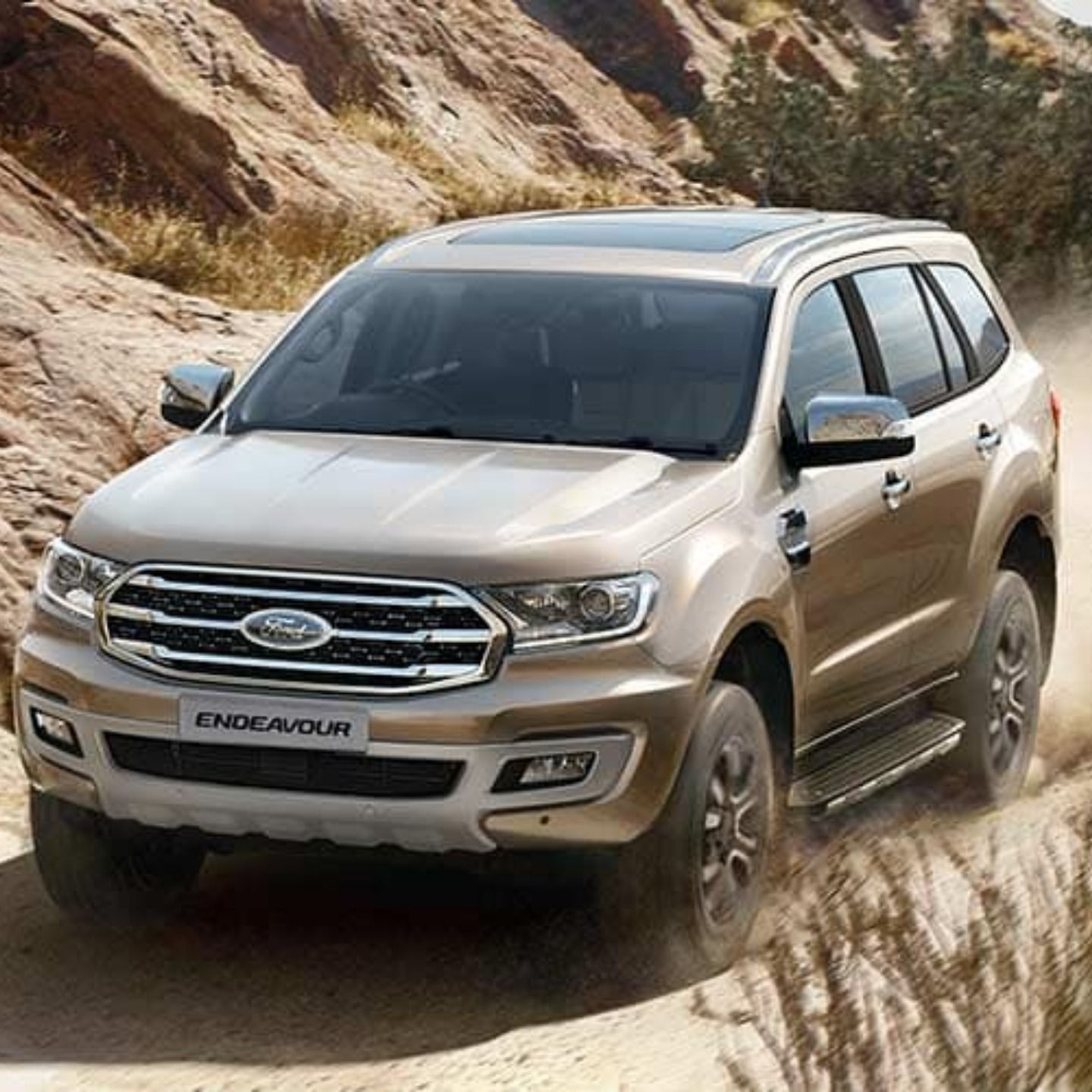 Look Forward To The Prefect Suv An Attempt Of Perfection Ford Endeavour Ford Adventure
