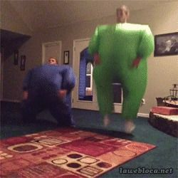 Lose yourself to dance, genius!