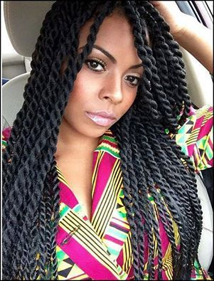 Pictures Of Senegalese Twist Hairstyles Google Search