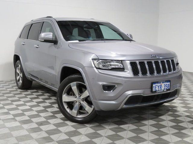 My14 Facelift Overland Grand Cherokee With A Massive 5 7ltr V8