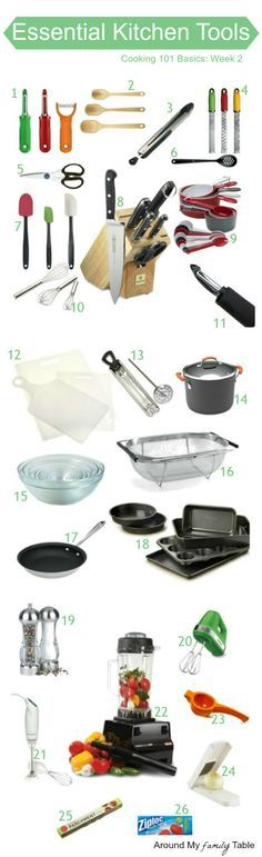 Küchengeräte Liste tools of the trade kitchen tools and gadgets you should never be