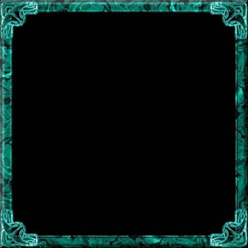 teal frame png | Green Frames Page 1 | Green Frames Page 2 ...